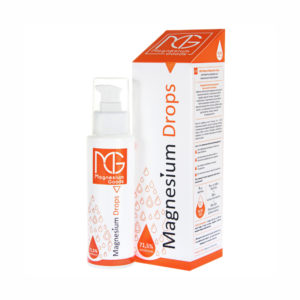 """Magnesium Drops"" vedel magneesiumi kontsentraat 100ml"