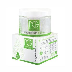 """Magneesiumi helbed """"Magnesium Flakes"""" vannide tegemiseks 450ml"""