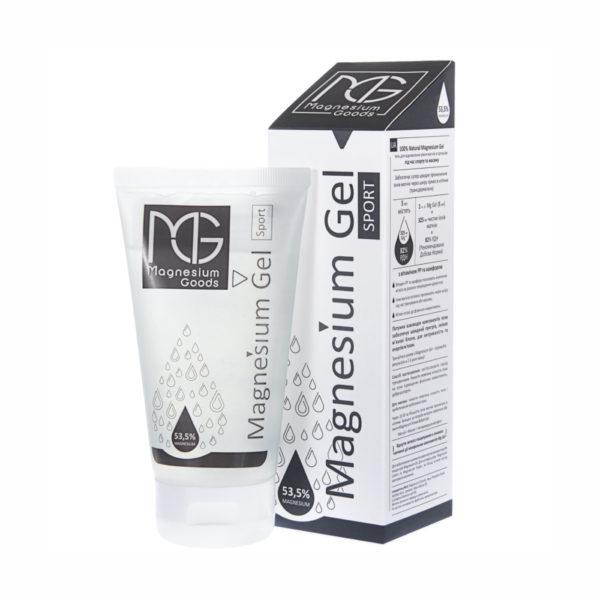 """""""Magnesium Gel"""" spordi- ja massaažigeel 150ml"""