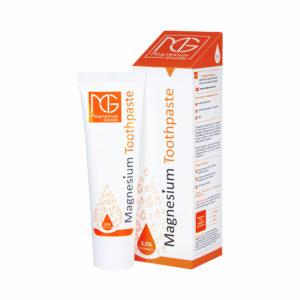 """Magneesiumiga hambapasta tundlikele hammastele """"Magnesium Toothpaste"""" 100ml"""